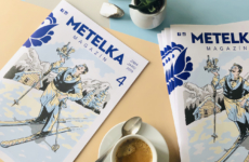 The new issue of Metelka Magazín no. 4 is out now